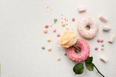 8 mars bonbons Image libre de droits