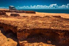 Mars in Brazilië Royalty-vrije Stock Foto's