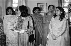 23 mars célébration de jour de république de Pakistans au Danemark Photo stock