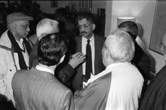 23 mars célébration de jour de république de Pakistans au Danemark Images libres de droits