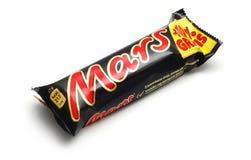 Mars chocolate stock photography