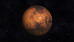 Mars Royalty Free Stock Photo