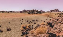 Mars on Earth Royalty Free Stock Photo