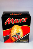 Mars Easter Egg Stock Photos