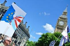 Mars för Europa, London, royaltyfria foton