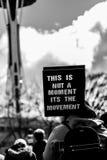 Mars för våra liv Seattle Fotografering för Bildbyråer