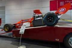 Mars 73A F5000, 1973 för tävlings- bil Royaltyfri Foto