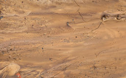 Mars Ground Royalty Free Stock Photography