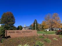 Mars Hill University Stock Photos