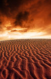 Mars Landscape Stock Photography