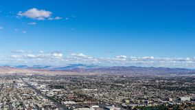 3 mars 2019 - Las Vegas, Nevada - överkanten av världsrestaurangen - STARTEN royaltyfri bild