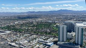 3 mars 2019 - Las Vegas, Nevada - le dessus du restaurant du monde - Le DÉBUT photographie stock libre de droits