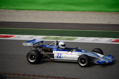 1971 mars 712M Formula 2 Fotografering för Bildbyråer