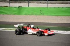 1971 mars 712M Formula 2 Royaltyfri Bild