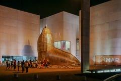 MARS museum Royaltyfria Foton