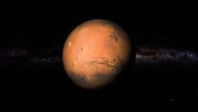 Mars NASA Royalty Free Stock Photos