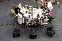 Mars Nauki Laboratorium, zwana Ciekawość Zdjęcie Stock