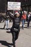 Mars pendant nos vies, New York images libres de droits