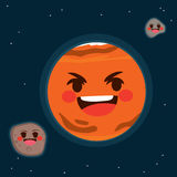 Mars Planet Royalty Free Stock Photography