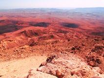 Mars rouge Image libre de droits