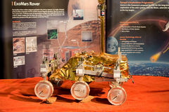 Mars rover Stock Photo