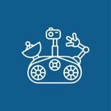 Mars Rover Obraz Royalty Free