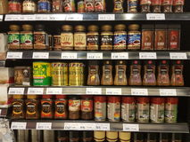 4 mars 2017 Sam& x27 ; s Groceria au NU Sentral Kuala Lumpur Photo stock