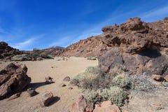 Mars-scape auf Erde Lizenzfreies Stockbild