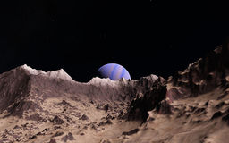 Mars Scientific illustration Stock Photography