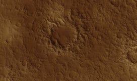 Mars surface Royalty Free Stock Photos