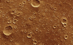 Mars surface Royalty Free Stock Photos