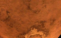 Mars surface Stock Photos