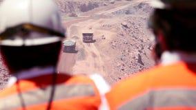 Mars van Aarde, Andalusia, Spanje stock videobeelden