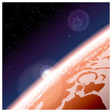 Mars Stock Photography