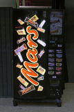 Mars Vending machine Stock Photos