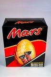 Mars Wielkanocny jajko Zdjęcia Stock
