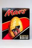 Mars Wielkanocny jajko Obraz Royalty Free