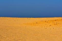 Marsa alam desert Stock Photography