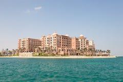 Marsa Malaz Kempinski hotel in Doha, Qatar Royalty Free Stock Images