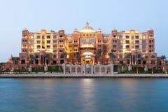 Marsa Malaz Kempinski hotel in Doha, Qatar Stock Images