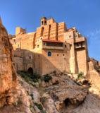Marsaba monastery Stock Image