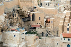 Marsaba monastery Stock Photos
