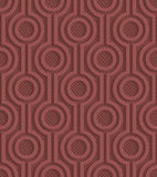 Marsala color perforated paper. Royalty Free Stock Photos