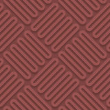 Marsala color perforated paper. Royalty Free Stock Photo