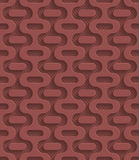 Marsala color perforated paper Stock Photo