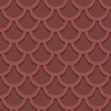 Marsala color perforated paper Stock Photography