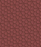 Marsala color perforated paper. Stock Images
