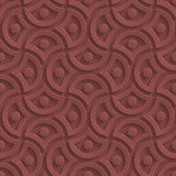 Marsala color perforated paper. Royalty Free Stock Photography