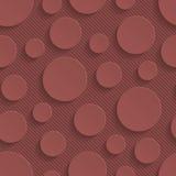Marsala kolor dziurkujący papier Zdjęcie Royalty Free