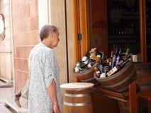 Marsali wino, marsala, Sicily, Włochy Fotografia Stock